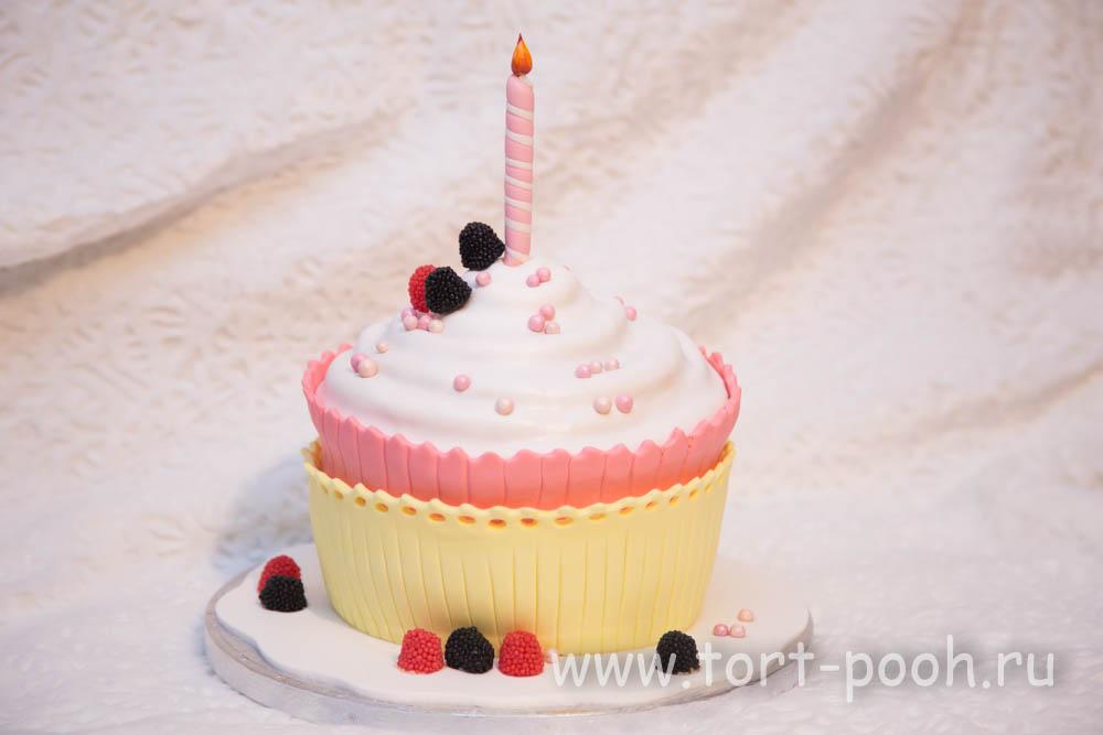 Как сделать торт или кекс 698