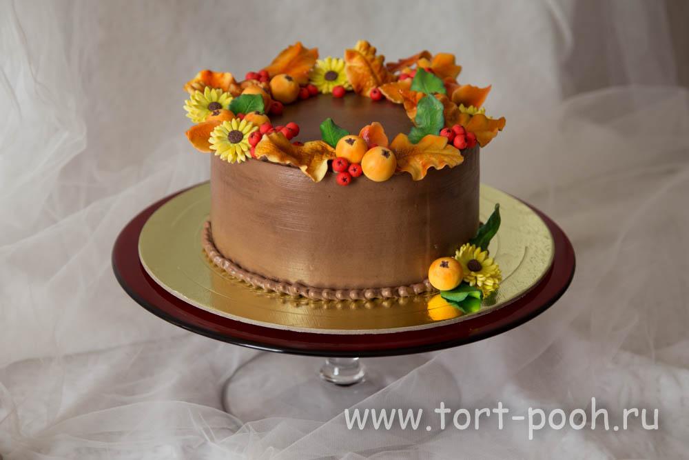 Кремовый торт или мастика