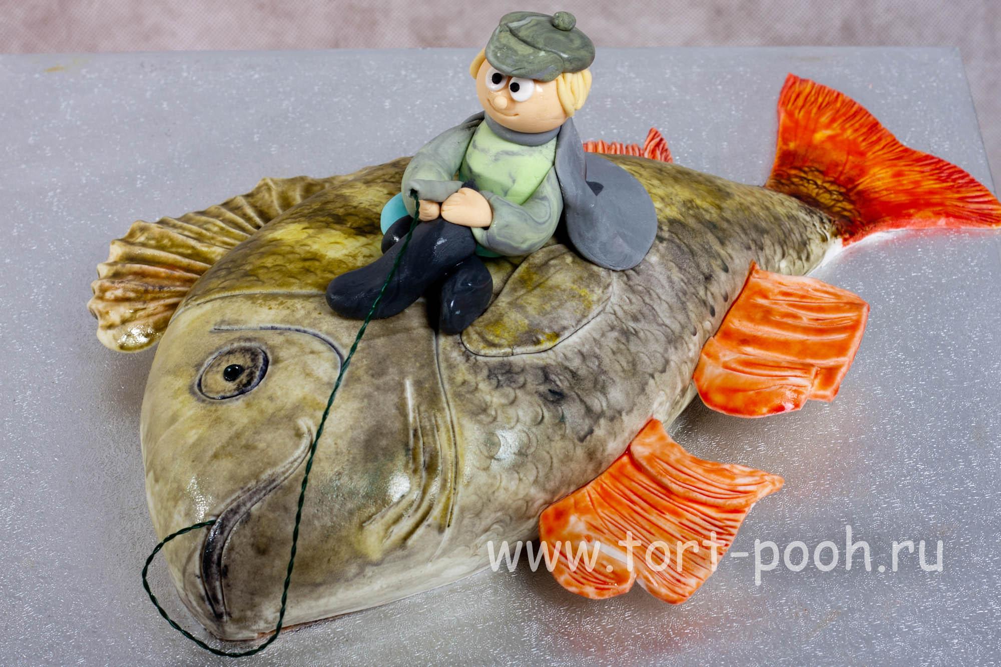 подарок для рыбака на день рождения рыба