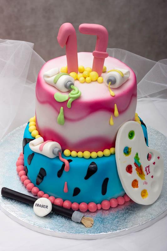Торты на день рождения парню 17 лет