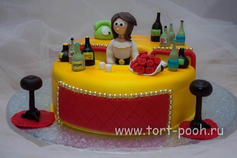 Торт в виде весов фото