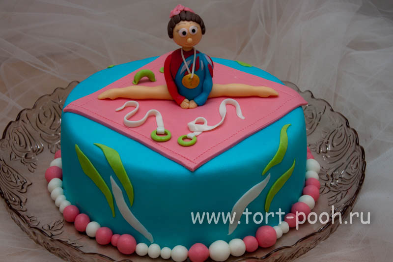 Поздравление с днем рождения для гимнастки